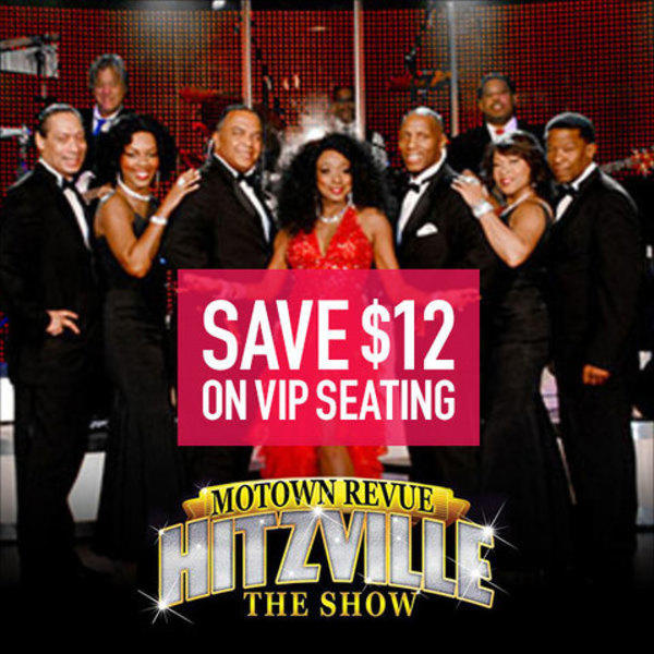 Save $12 On VIP Seating image