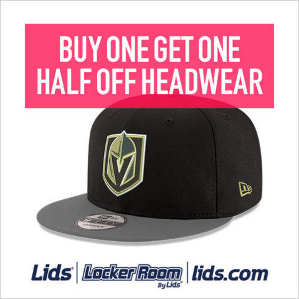 Buy One Get One Half Off Headwear image