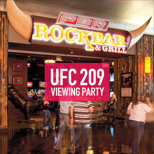 UFC 209 Viewing Party image